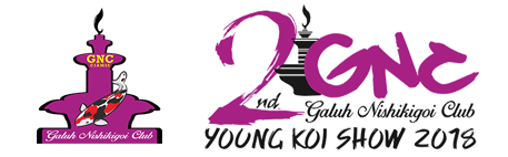 2nd GNC Young Koi Show 2018